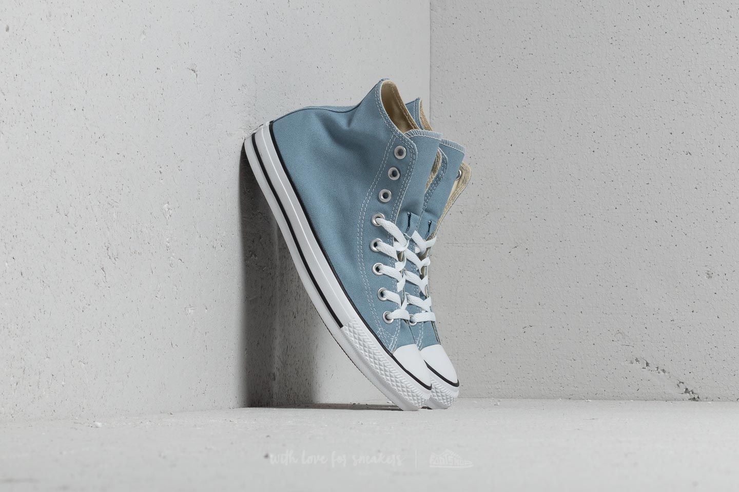 5e40343b610 Converse Chuck Taylor All Star Hi Washed Denim