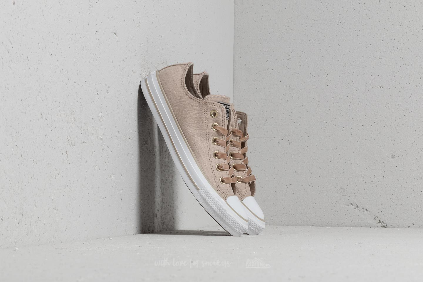 Converse Chuck Taylor All Star OX Papyrus  Papyrus  White at a great price  52 17711bfcf