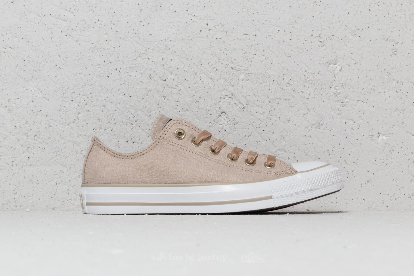 Converse Chuck Taylor All Star OX Papyrus  Papyrus  White at a great price £ f369292fc