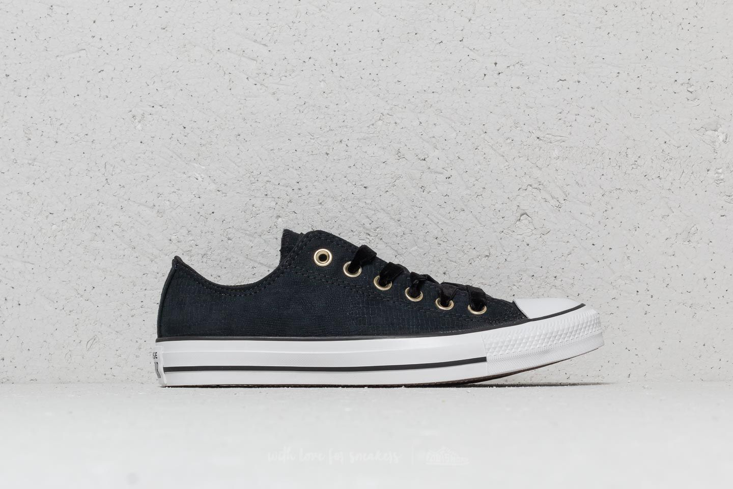 98397a81336 Converse Chuck Taylor All Star OX Black  Black  White at a great price 59