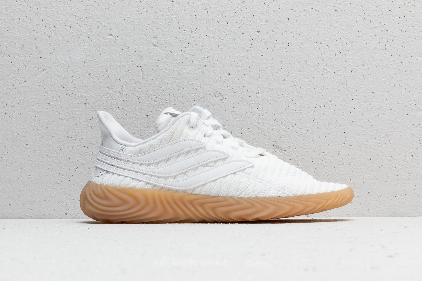 adidas Sobakov Ftw White  Ftw White  Gum 3 at a great price £74 57ba6e233