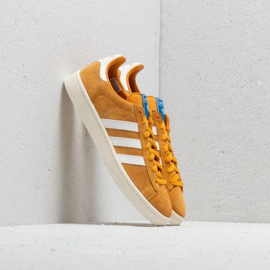 adidas Originals Sko Campus Tactile YellowCloud White