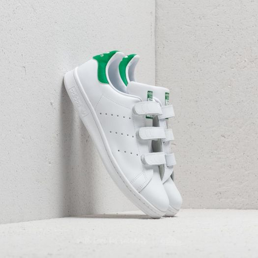 low priced 18da8 ed500 adidas Stan Smith CF J Cloud White/ Cloud White/ Cloud ...