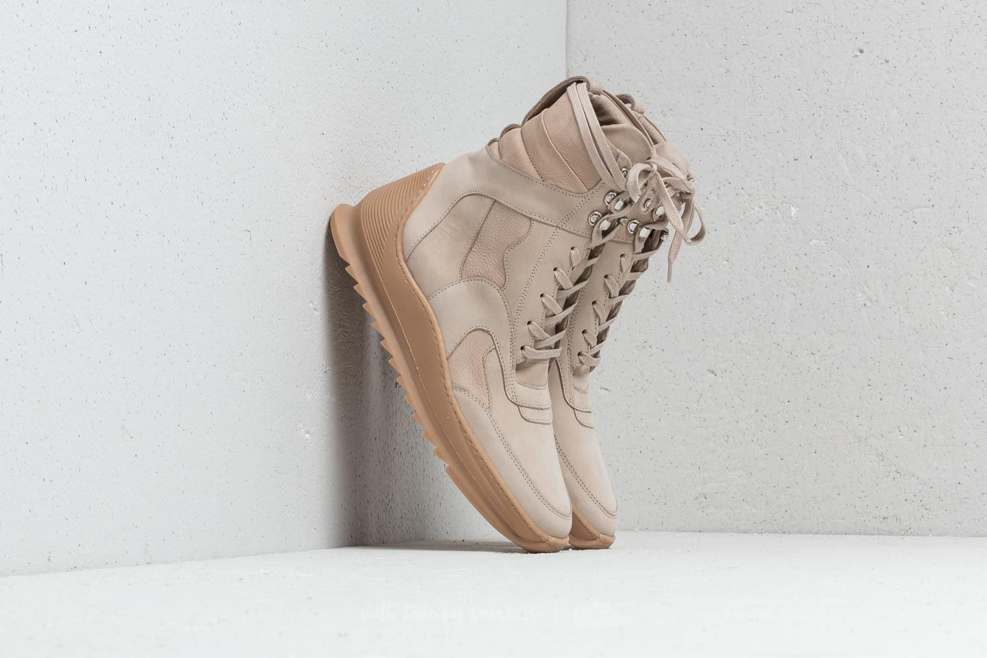 Filling Pieces Peak Boot Heel Cap Storm