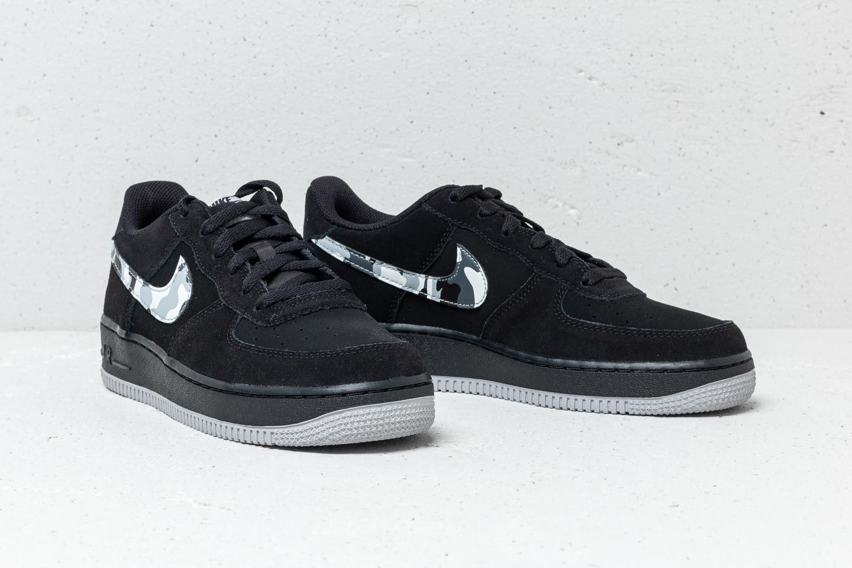 another chance 40039 d7dd5 Footshop Air Force Vvwrq Dark Nike Gs Grey Wolf 1 Black nPX0w8kO