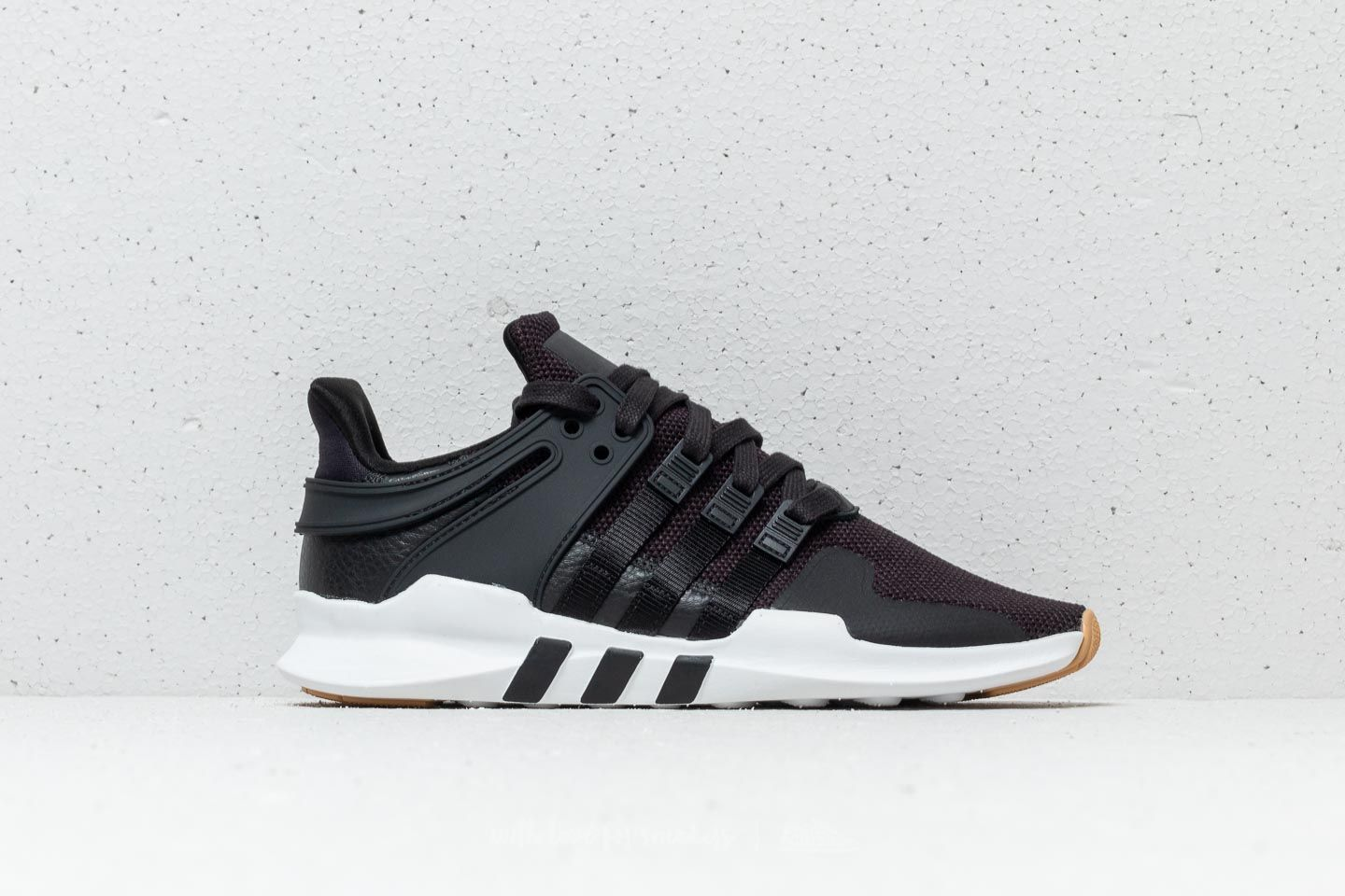 2ee3fef12 adidas EQT Support ADV Core Black  Ftw White  Gum at a great price  97