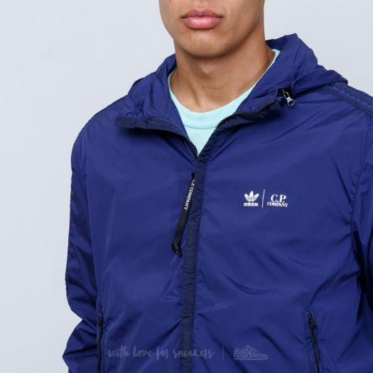 Adidas x C.P. Company Men Track Top Jacket (blue night indigo)