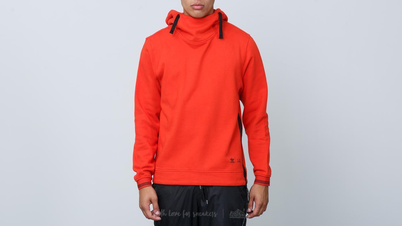 adidas x C.P. Company Hoodie Orange   Footshop