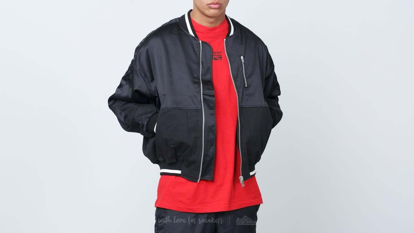 REPRESENT Military Bomber Black at a great price 157 € buy at Footshop
