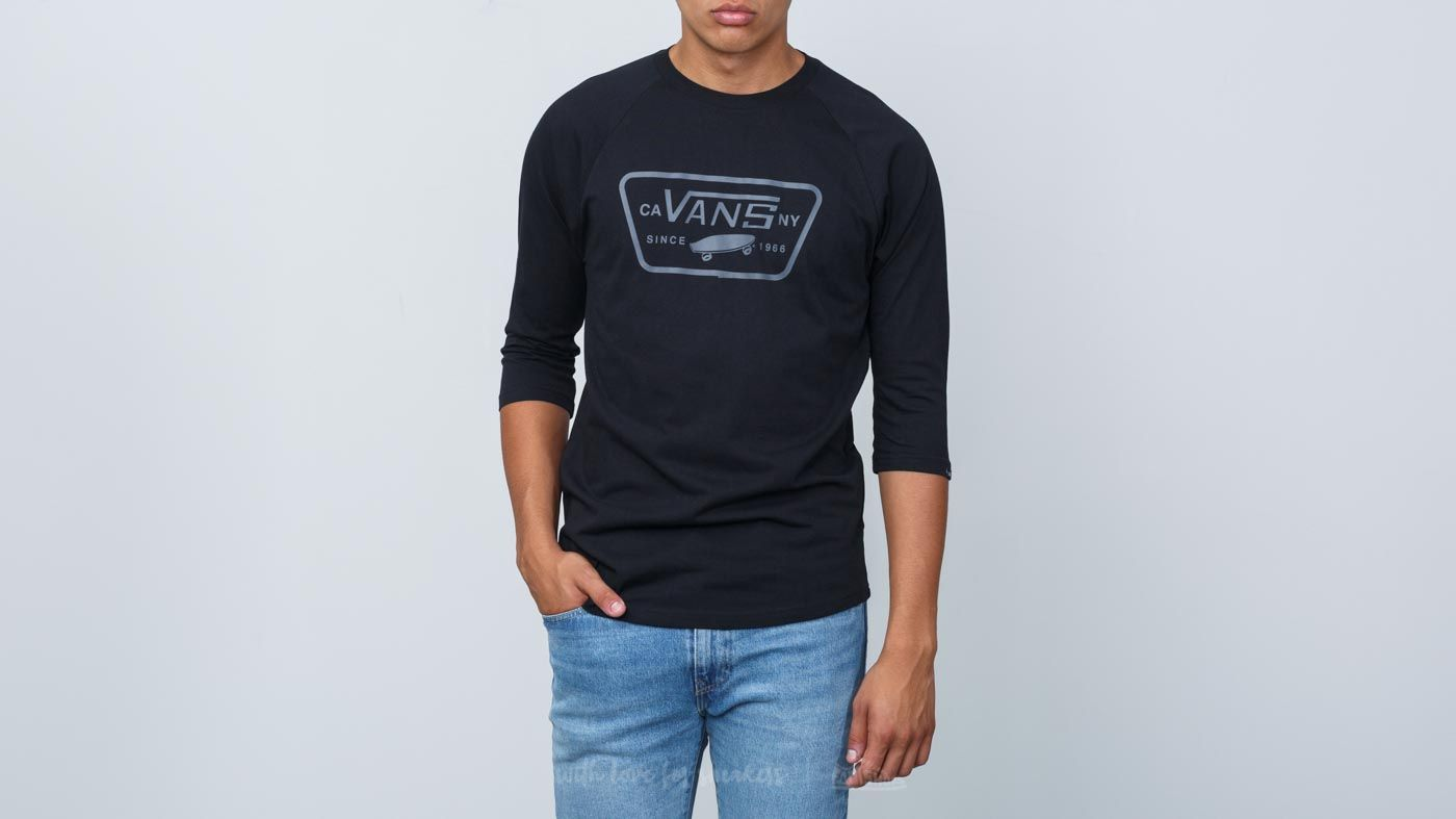 Vans Raglan Full Patch Tee