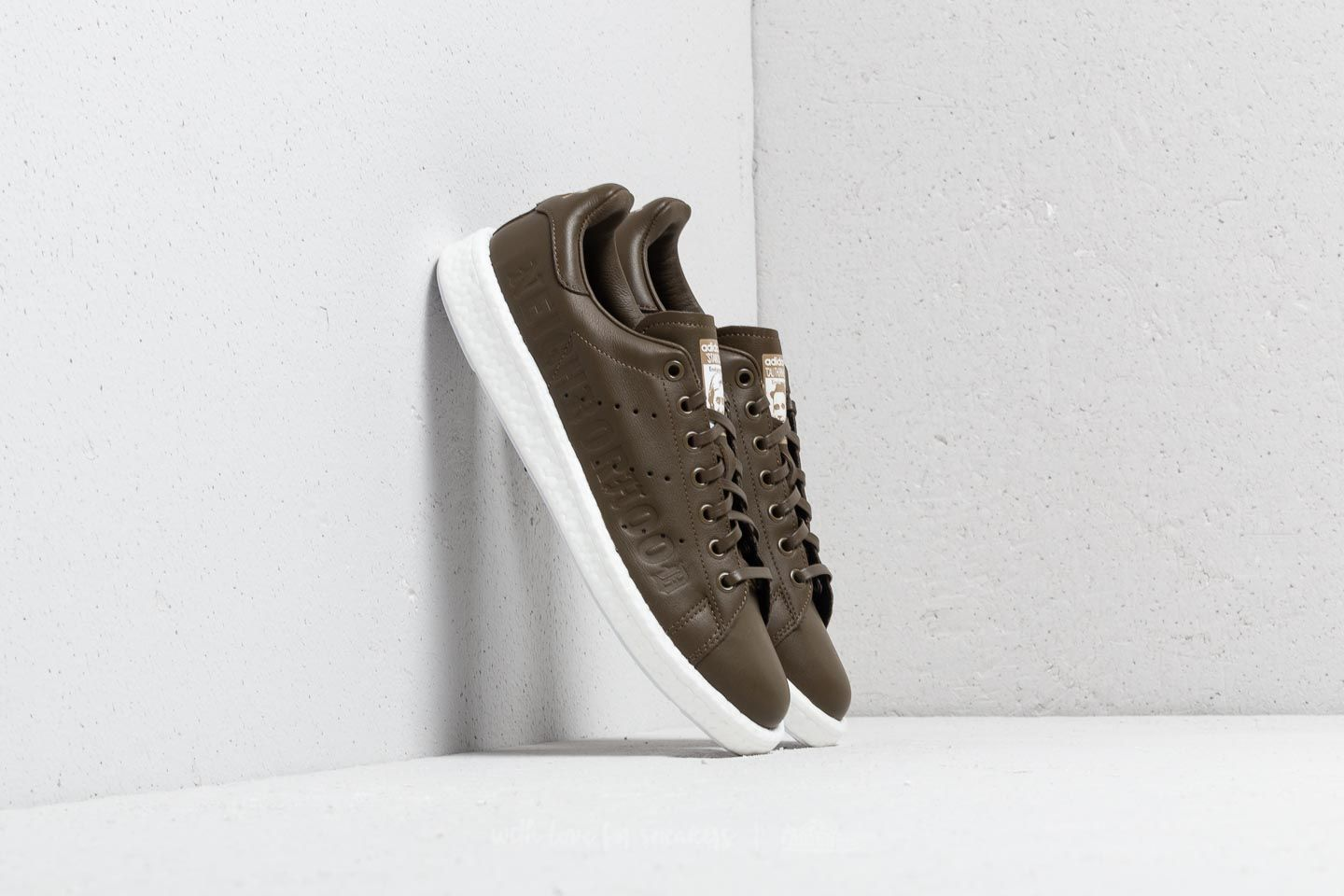 adidas x Neighborhood Stan Smith Boost Supplier Colour/ Supplier Colour/ Cloud White za skvělou cenu 2 790 Kč koupíte na Footshop.cz