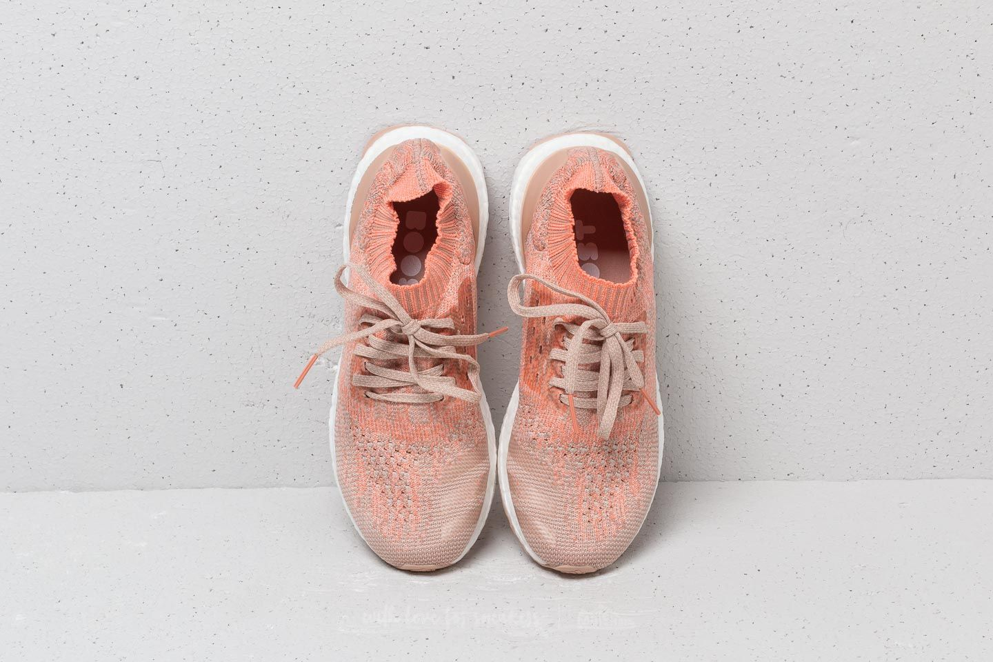 5ba652f396e45 adidas UltraBOOST Uncaged W Ash Pearl  Chalk Coral  Clear Orange at a great  price
