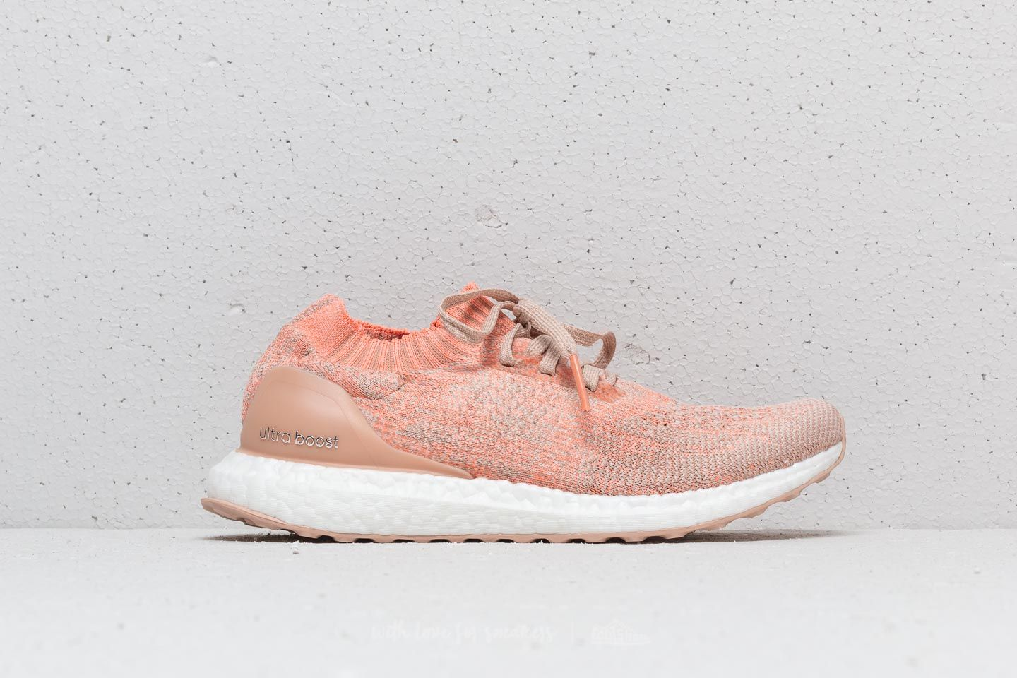 1544e2b71 ... wholesale adidas ultraboost uncaged w ash pearl chalk coral clear  orange at a great price a2589
