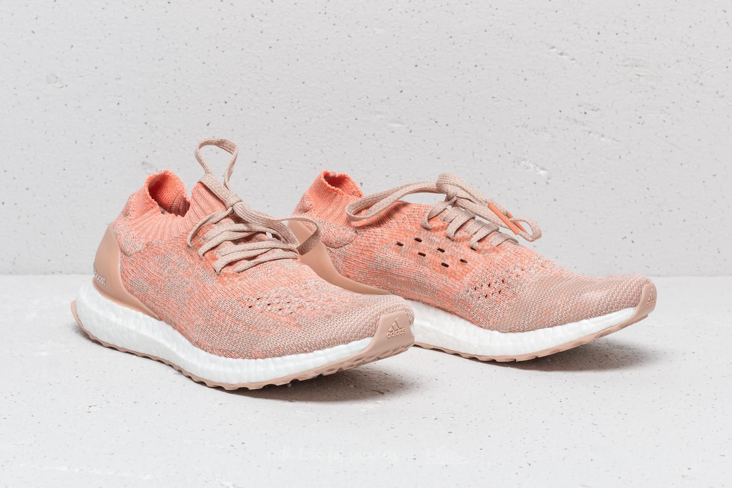 5a21d2e86cd ... wholesale adidas ultraboost uncaged w ash pearl chalk coral clear  orange at a great price 7bcea ...
