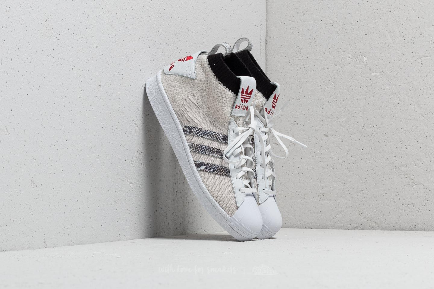 adidas x United Arrows & Sons Ultra Star Ftw White/ Core Black/ Chalk White