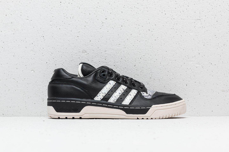 buy online 33d1f 7a3ac adidas x United Arrows  Sons Rivalry Lo Core Black Core Black Chalk White