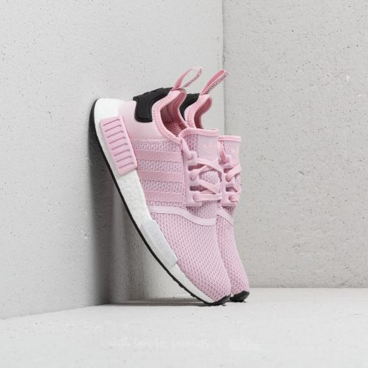 adidas NMD_R1 W Clear Pink Ftw White Core Black | Footshop