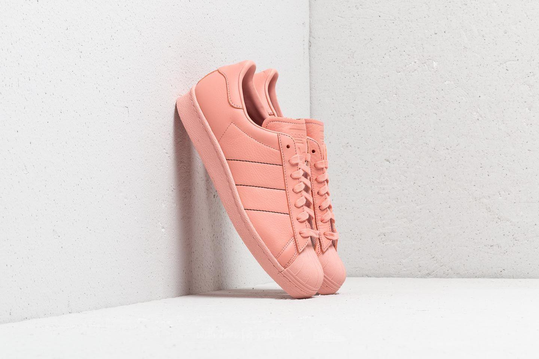 adidas Superstar 80s Trace Pink/ Trace Pink/ Trace Pink za skvělou cenu 1 460 Kč koupíte na Footshop.cz