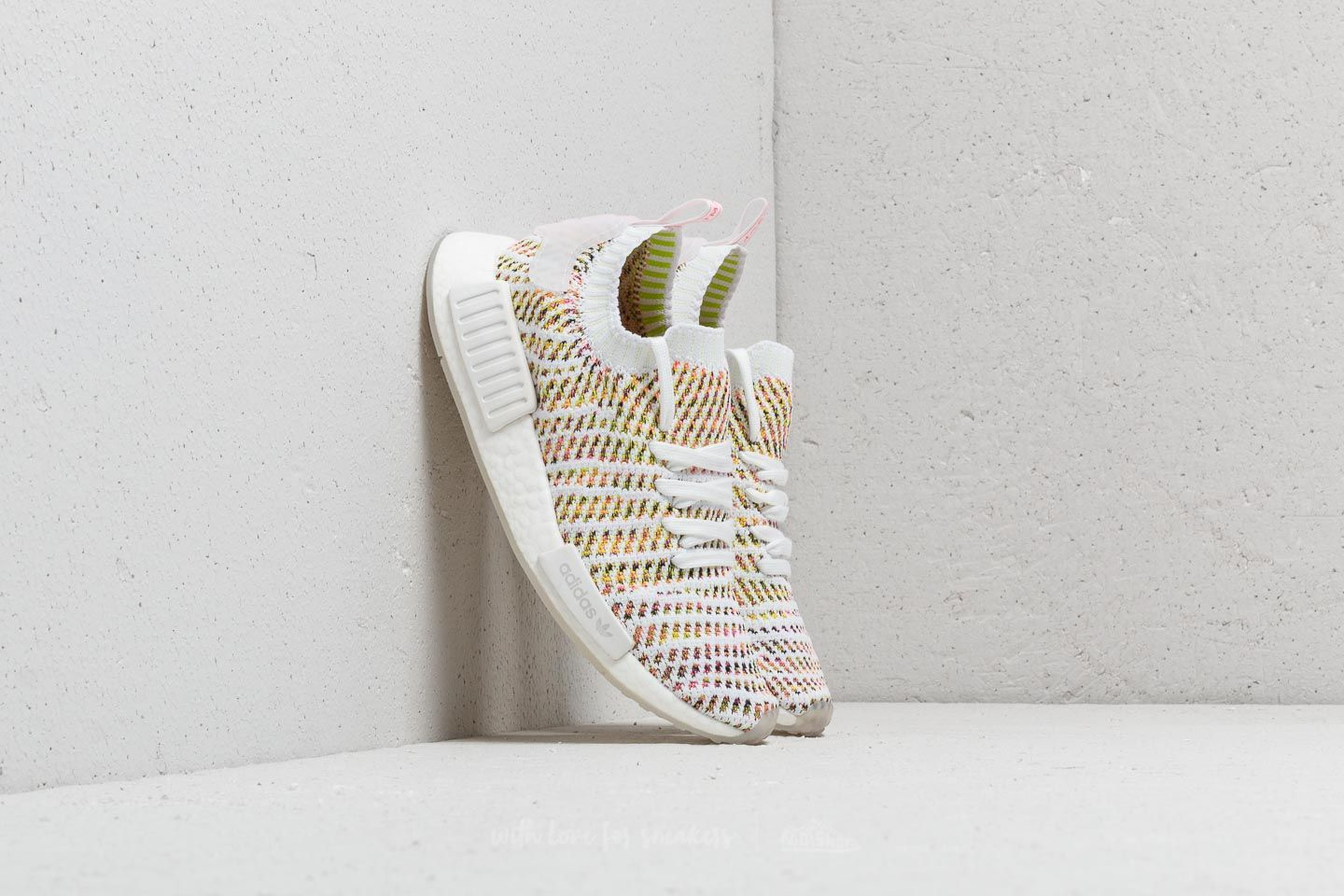 adidas NMD_R1 W Cloud White/ Semi-Solar Yellow-Solar Pink at a great price $143 buy at Footshop