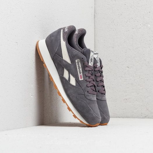 Reebok Classic Leather MU Ash Grey Chalk Gum | Footshop