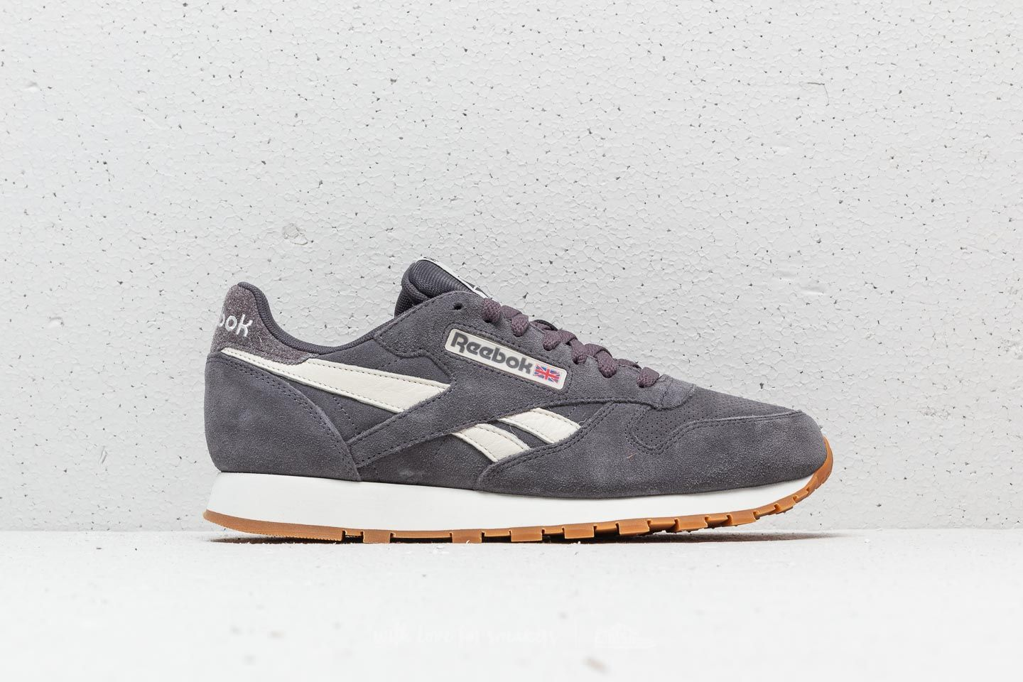 1e9dbc7df02 Reebok Classic Leather MU Ash Grey  Chalk  Gum at a great price 54 €