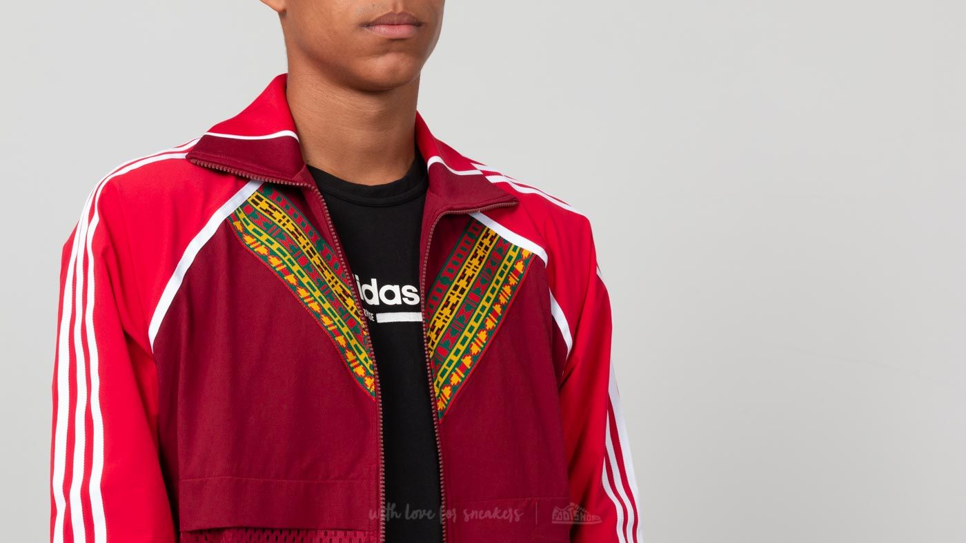 c118cc5fe7c8 adidas x Pharrell Williams HU Afro Tracktop Collegiate Burgundy nagyszerű  árakon 65 369 Ft vásárolj a