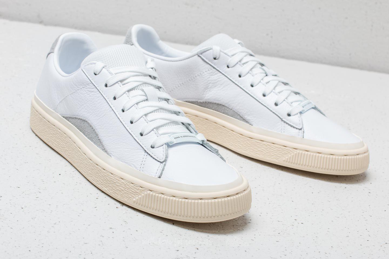 6e82cd567ee3fe Puma x Han Kjøbenhavn Basket Puma White  Whisper White at a great price £105