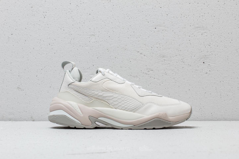 376882a517b09f Puma Thunder Desert Bright White  Gray Violet  Puma White at a great price  128