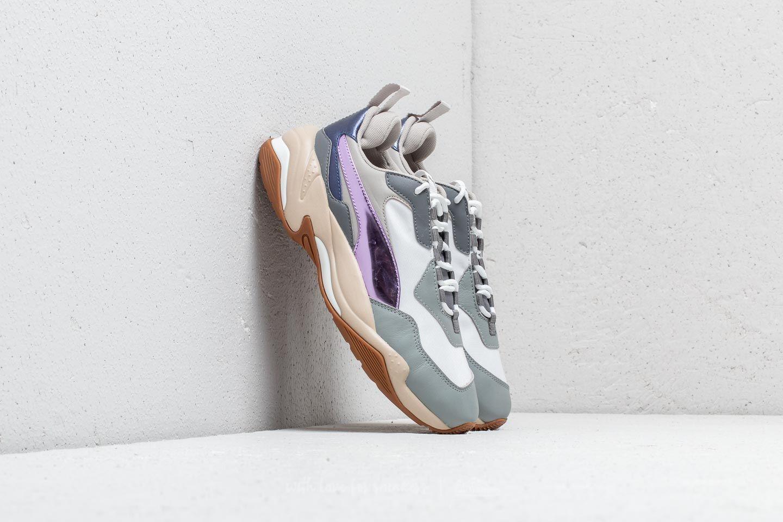 66a9f5c03a8e Puma Thunder Electric Wmns White  Pink Lavender  Cement