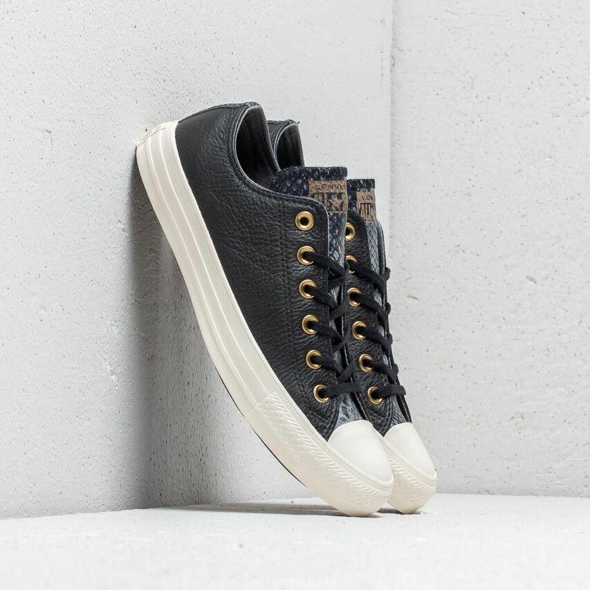 Converse Chuck Taylor All Star OX Black/ Mason/ Egret EUR 36