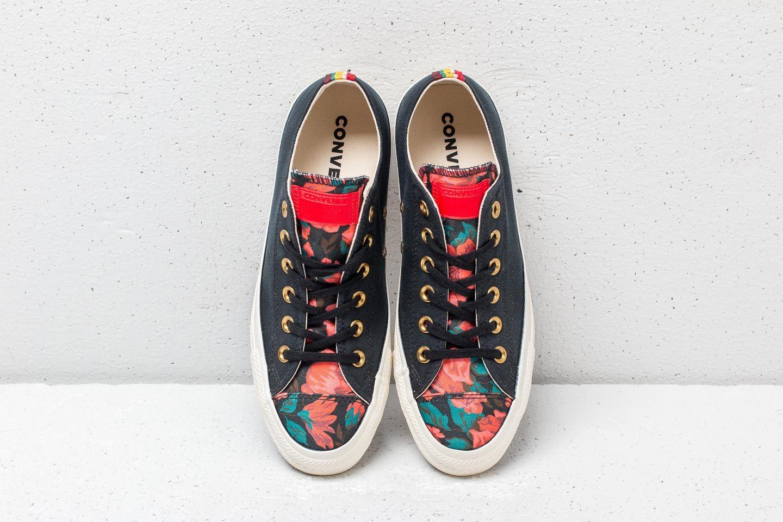 Star OX Black/ Cherry Red/ Egret   Footshop
