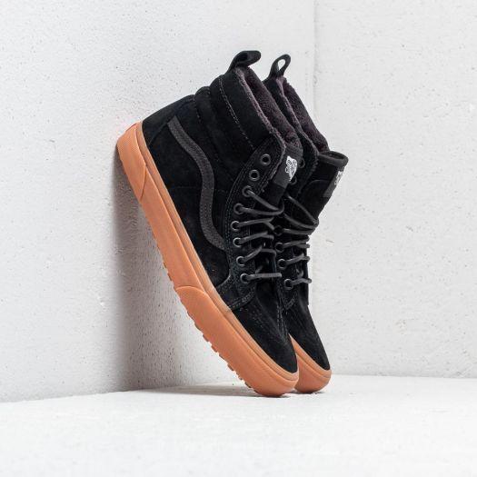 shoes Vans Sk8-Hi MTE Black/ Gum   Footshop