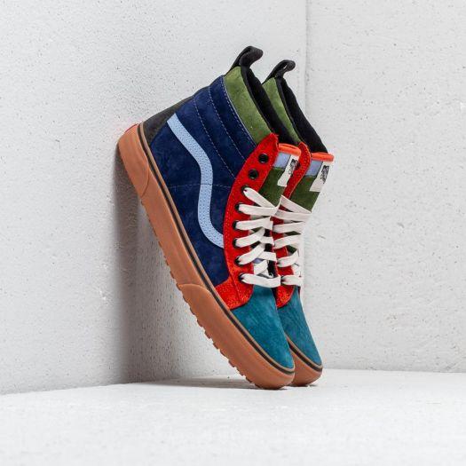 shoes Vans Sk8-Hi MTE Medieval Blue/ Laven