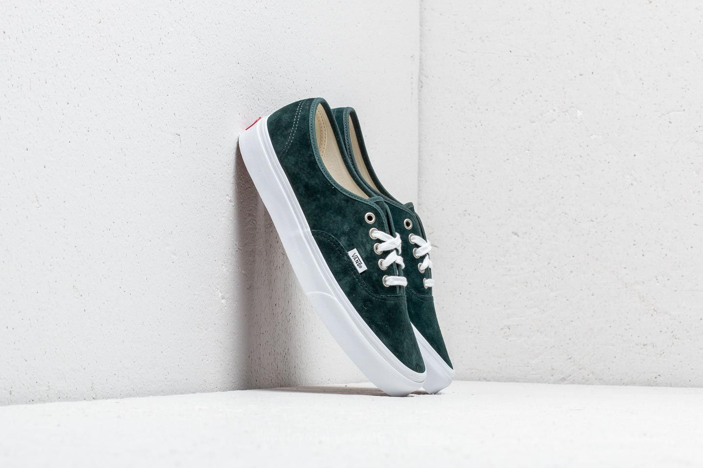 18486a53c6e Vans Authentic (Pig Suede) Darkest Spruce at a great price 63 € buy at