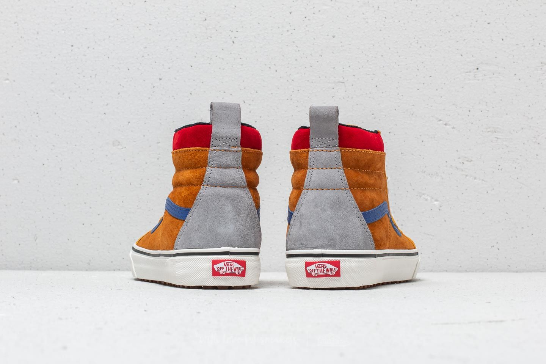 SK8 HI MTE Sneaker high sudan brownmazarine blue