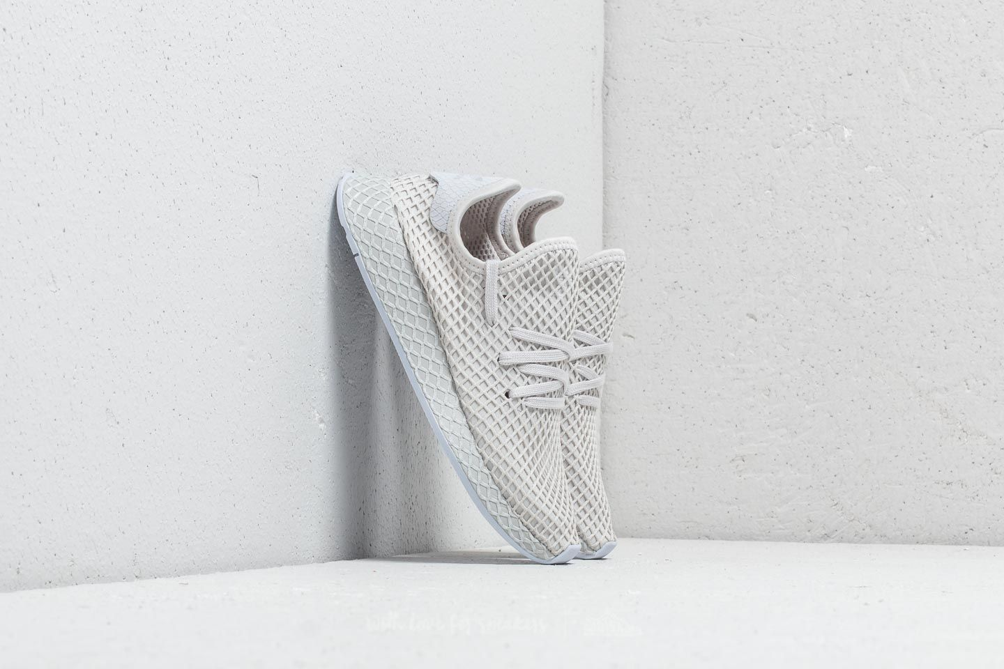 adidas Deerupt Runner W Grey One  Grey One  Aero Blue at a great price 12ed831cd