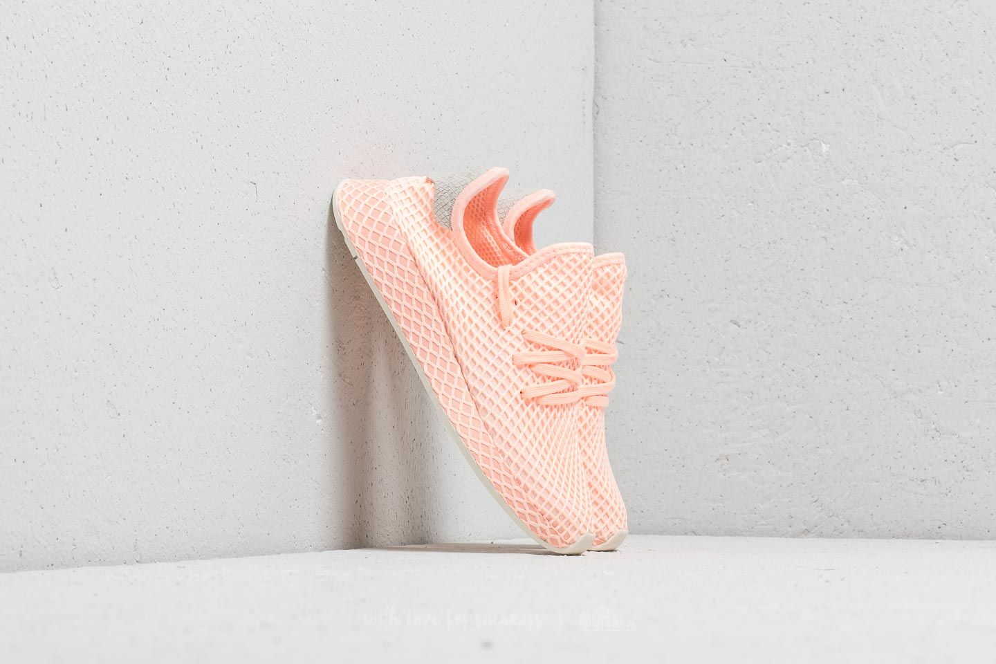 new style bccf7 a98dd adidas Deerupt Runner W. Clear Orange ...