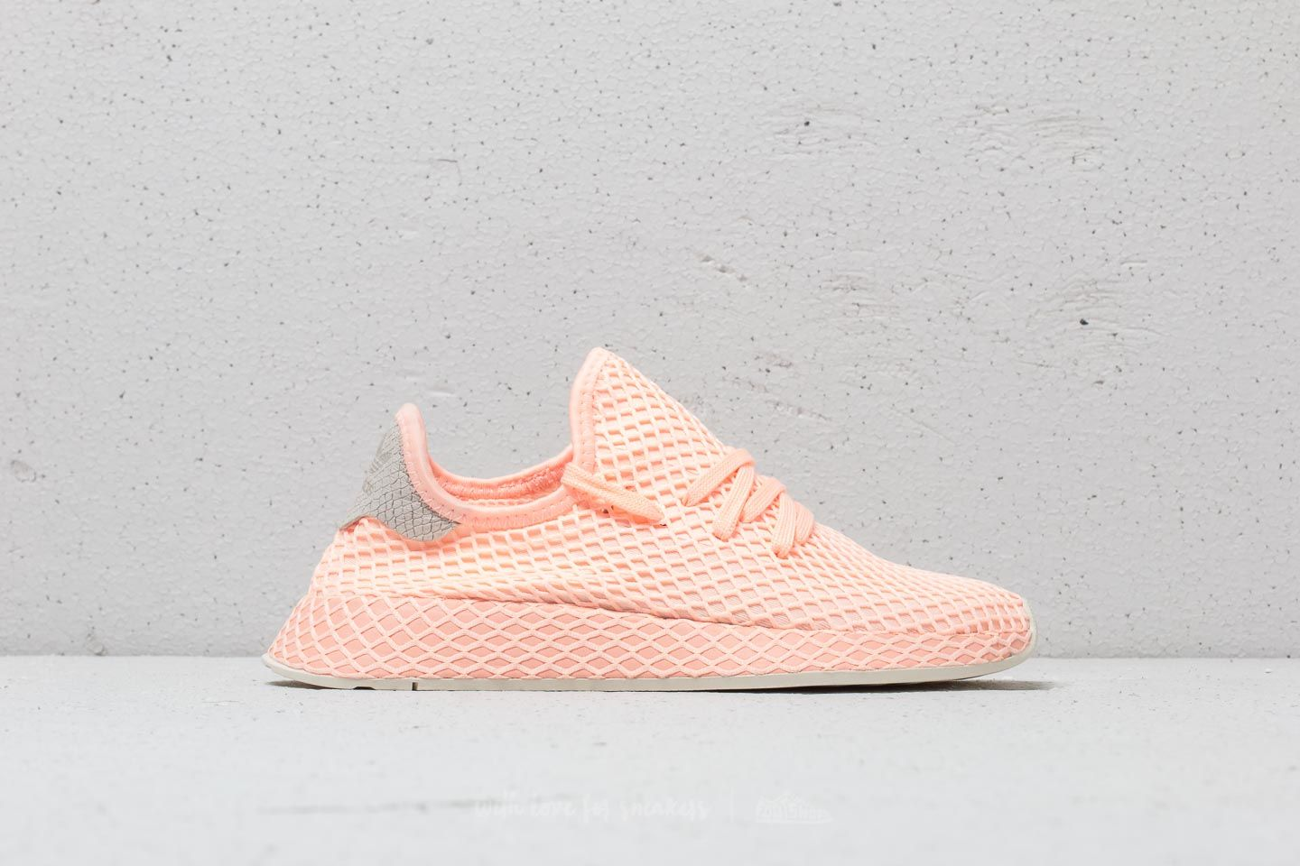 size 40 cc2c7 a642d adidas Deerupt Runner W Clear Orange Clear Orange Off White at a great  price