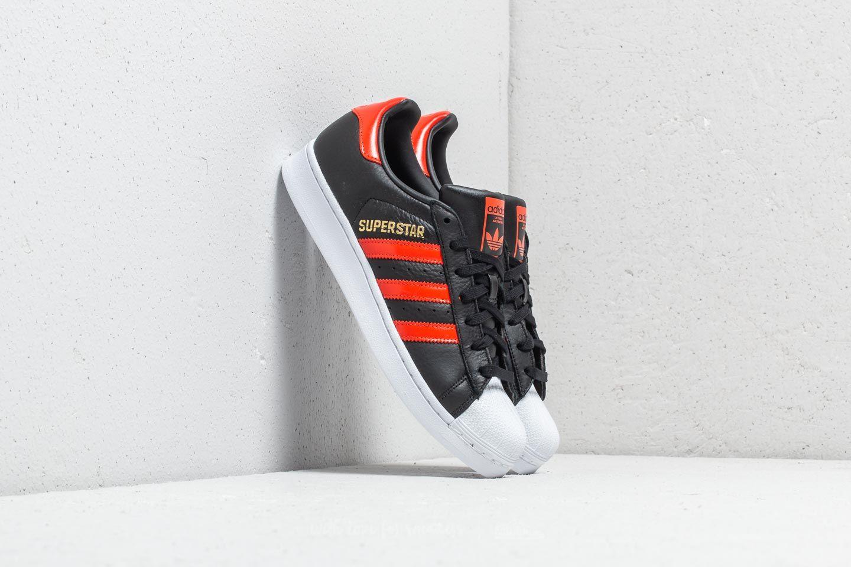 adidas superstar orange