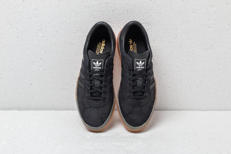 Sambarose Gum Adidas Core Footshop Black 3 W Pnwadwq