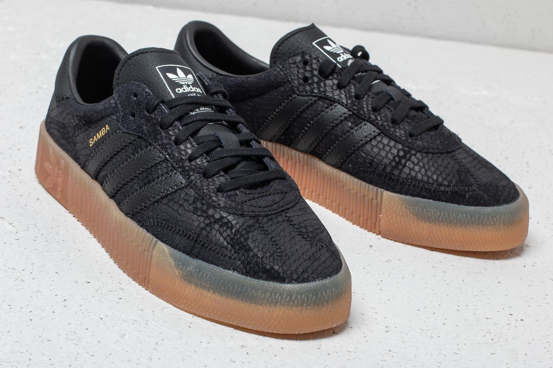 shoes adidas Sambarose W Core Black