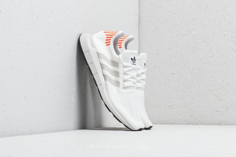 fe083c3c21dc adidas Swift Run Ftw White  Core Black  Grey One