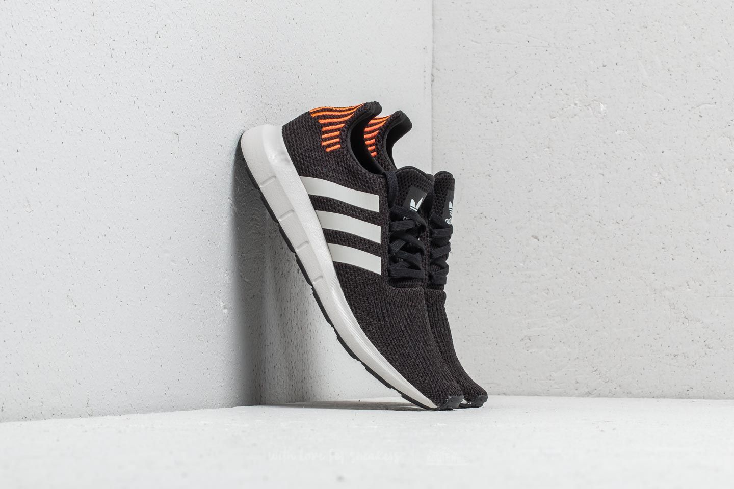 fc0293b0f808 adidas Swift Run Core Black  Ftw White  Grey One at a great price 67