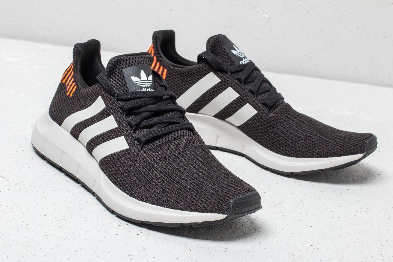 dea27cc962df adidas Swift Run Core Black  Ftw White  Grey One au meilleur prix 67 €