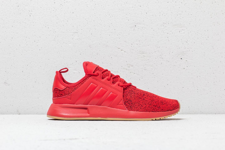 online store 461b6 e27b7 adidas X_PLR Scarlet/ Scarlet/ Gum   Footshop
