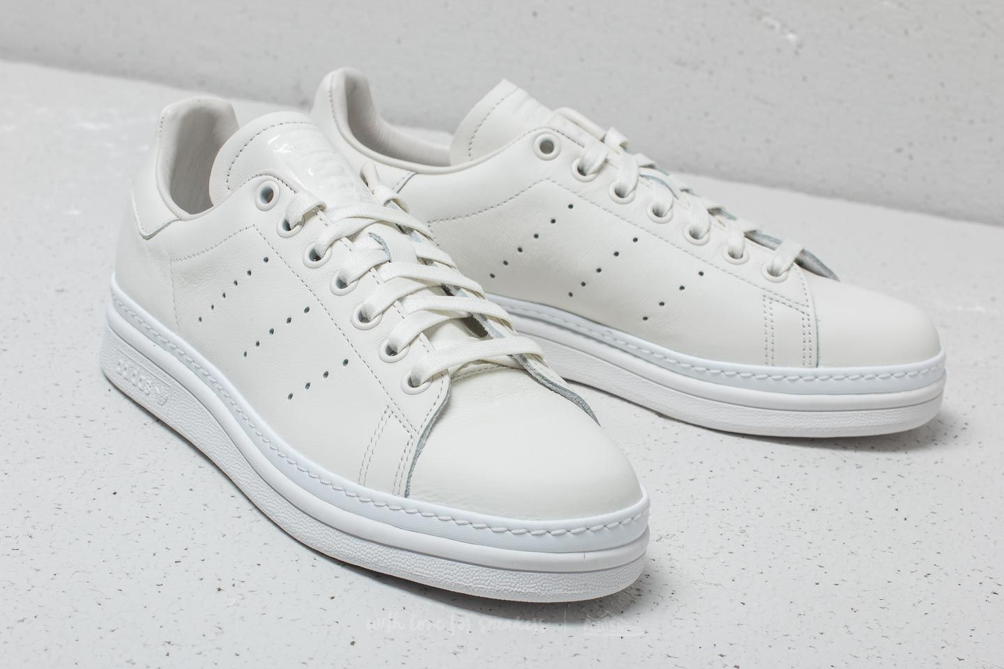 buy popular bcc7c 15b4a adidas Stan Smith New Bold W Cloud White/ Ftw White/ Ftw ...