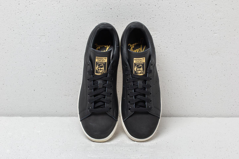 best service cd416 4250a adidas Stan Smith Premium Core Black/ Core Black/ Gold ...