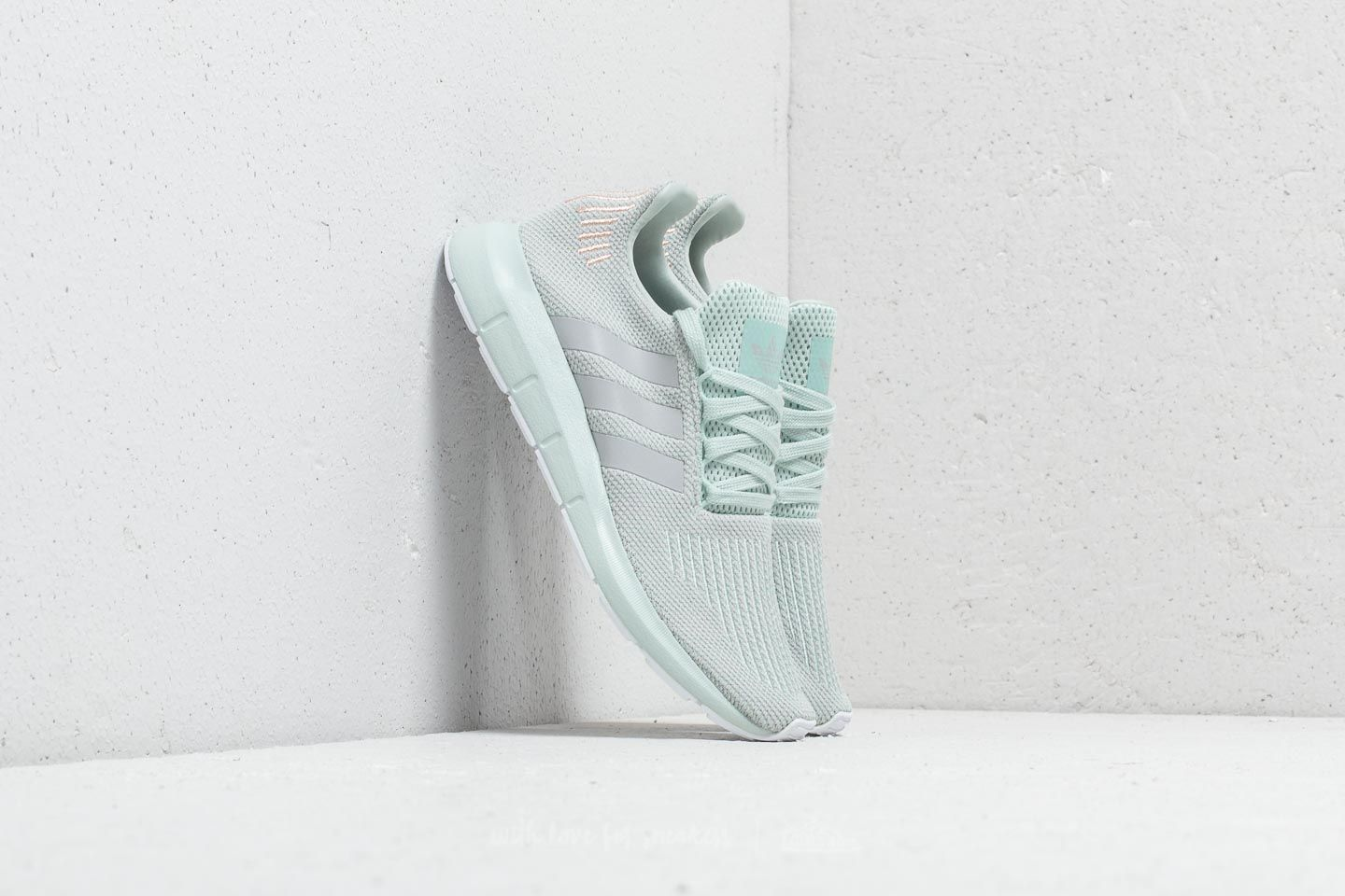 570a2ea1cce7 adidas Swift Run W Vapour Green  Grey Two  Ftw White