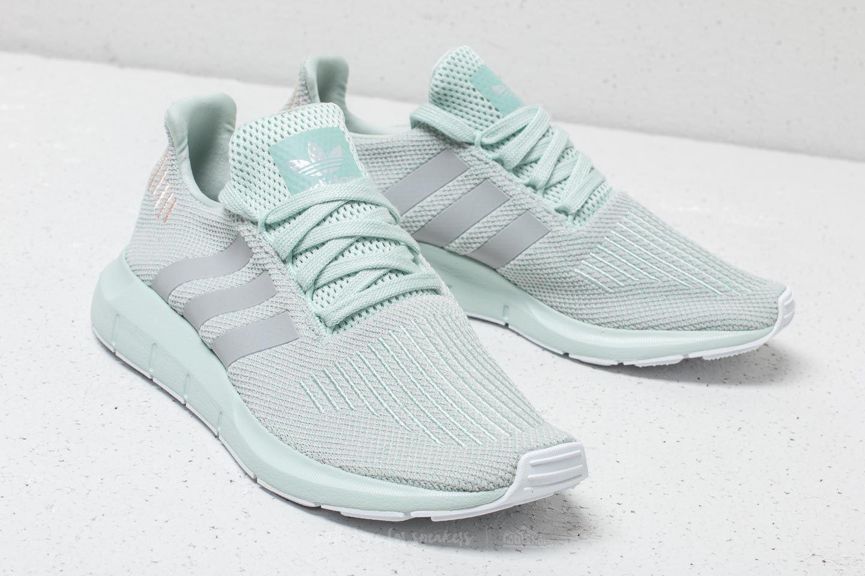 adidas originals swift run women's green
