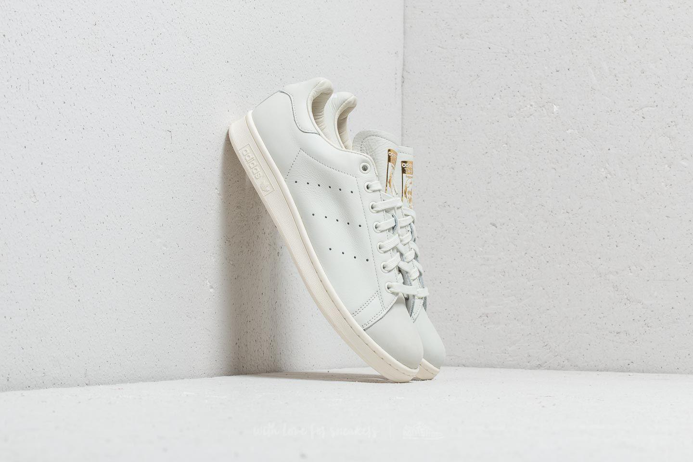 Adidas Stan Smith Premium White Tint Gold Metallic At A Great Price